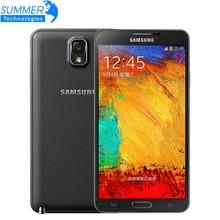 Original Unlocked Samsung Galaxy Note 3 N900 N9005 Android Quad Core 3GB RAM 16GB ROM 13MP Camera 5.7″Screen Smartphone