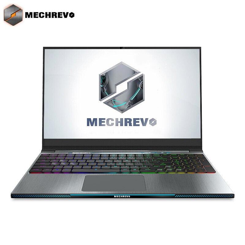 MECHREVO Z2 72% IPS GTX1060 6G 15.6 pouces bordure étroite jeu portable i7-8750H 8G 128 GPCIE + 1 T mécanique clavier