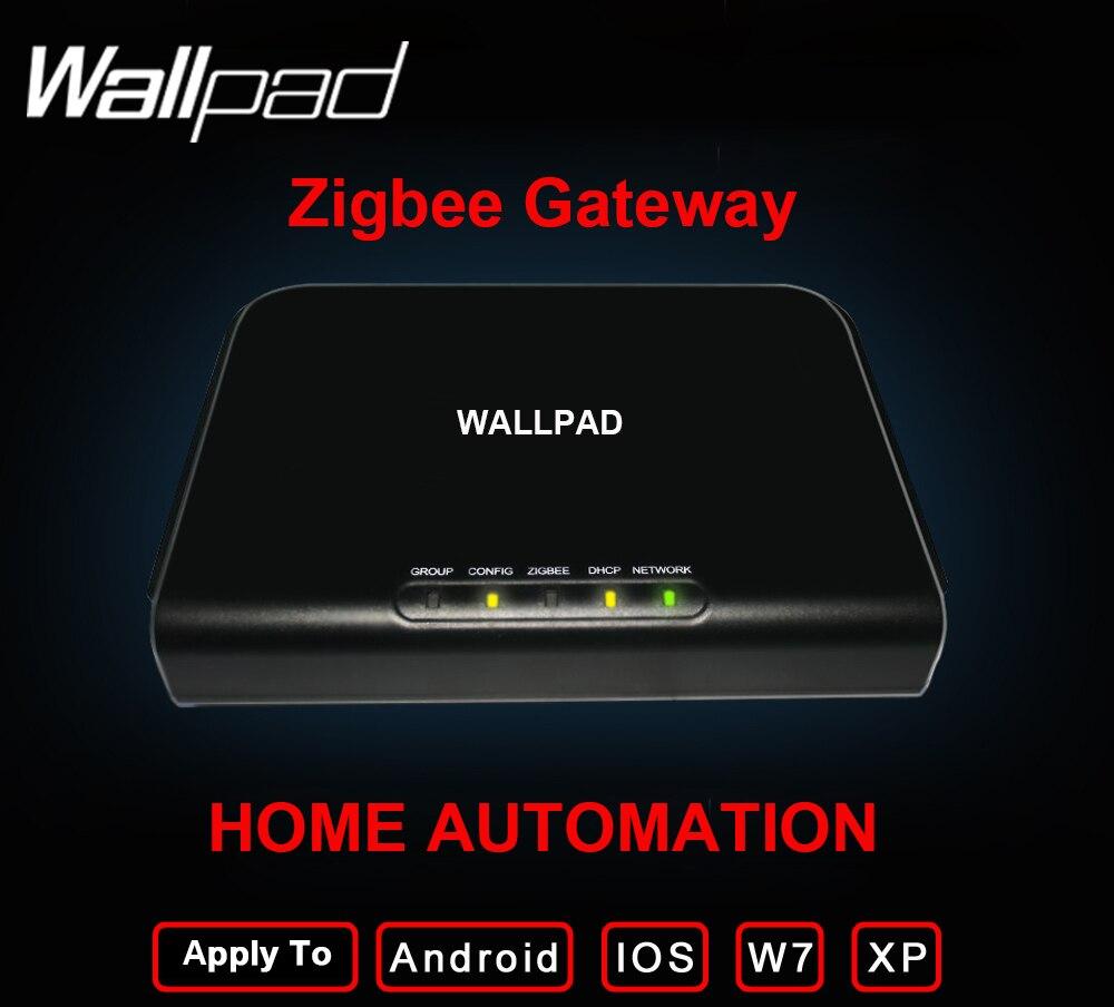 Blanc Gatway Zigbee Mobile sans fil télécommande interrupteur de lumière Wifi télécommande interrupteur 220 V, livraison gratuite