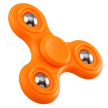 2017 Newest Creative Fidget Spinner Desk Anti Stress Finger Spinner Top EDC Color Random Toy Cube