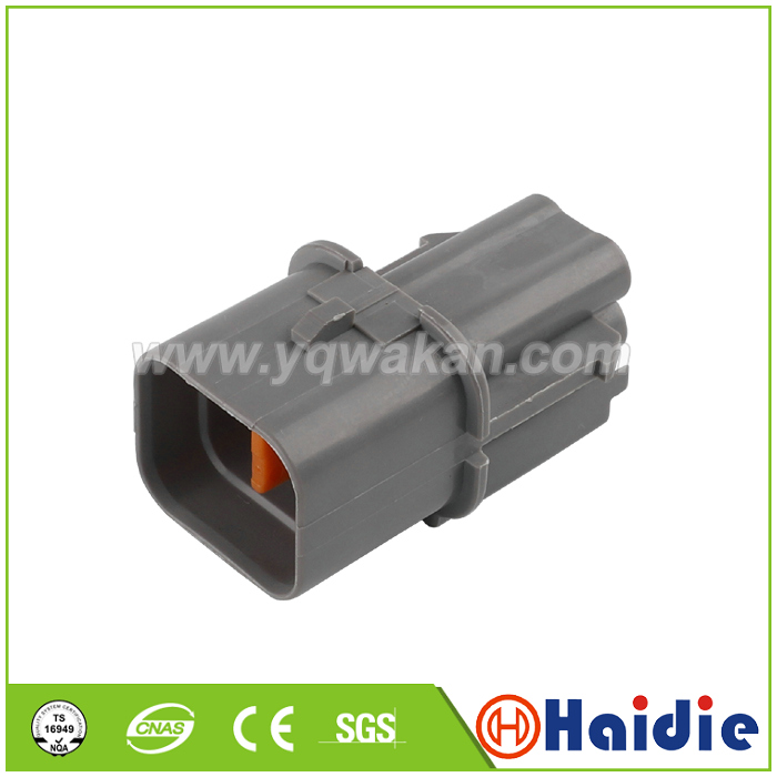 Free shipping 2sets 4pin KUM automotive plastic housing plug electric waterproof wiring cable connector PB621-04120
