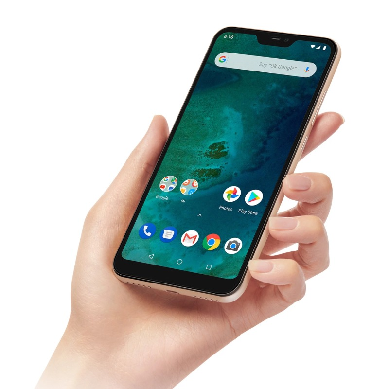 Image 5 - Global Version Xiaomi Mi A2 Lite 64GB ROM 4GB RAM (Black Color only) Official Rom-in Cellphones from Cellphones & Telecommunications