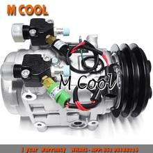 TM31 AC Compressor w/Clutch for TM31 TM-31 2GR 12v / 24v 488-22060 488-23060 488-26060 488-43060 488-45060 488-46060 488-46500 original ieee 488 ce1 iec625