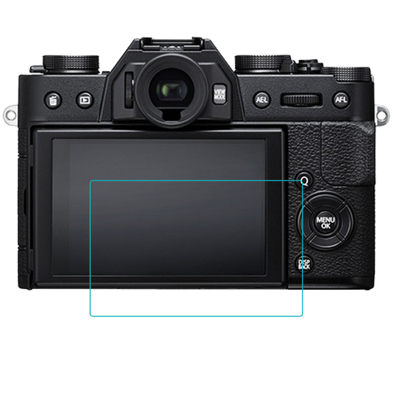 Tempered Glass Film Camera LCD Screen Protector Guard For Fuji Fujifilm XT10/XT20