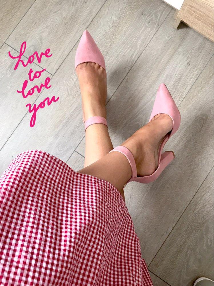 Модные пудровые туфли Parkside wind по очень бюджетной цене с Алиэкспресс