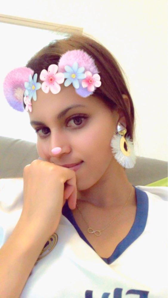 Big Fringe Tassel Drop Earrings photo review