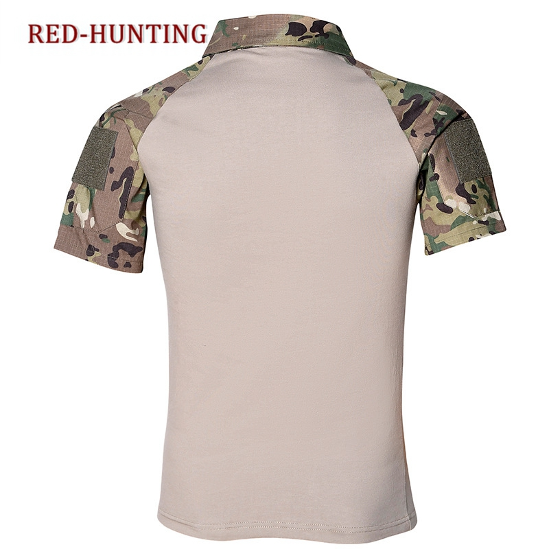 TBMPOY Mens Lightweight Hiking Military Tactical Polo Shirt Quick Dry Outdoor Fishing Collared Shirt with Zip