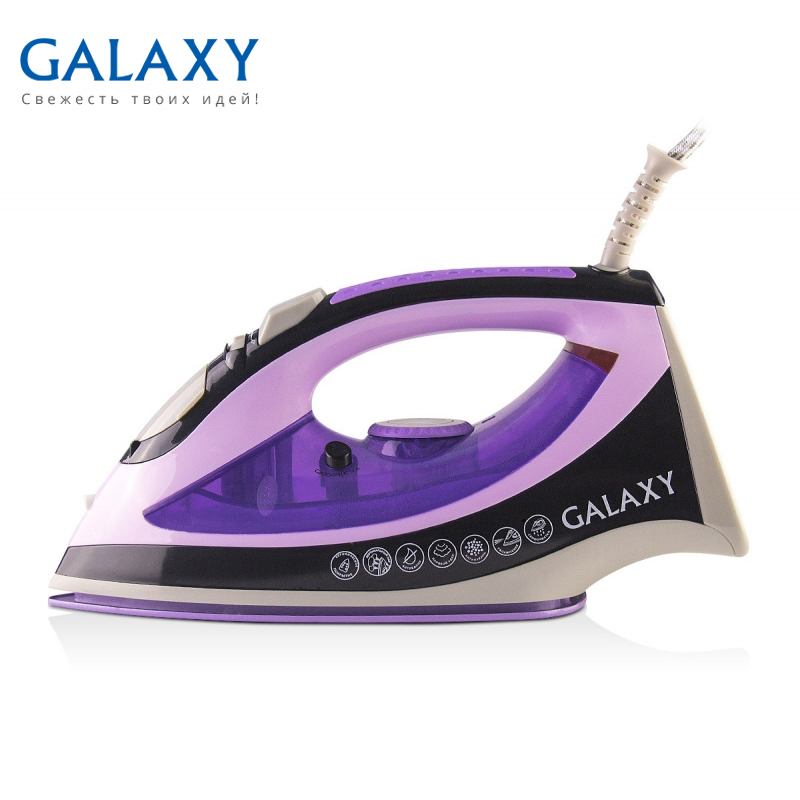 Steam iron Galaxy GL 6110 steam iron galaxy gl 6101