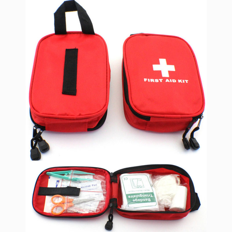 Car Emergency Rescue Kit Humble Chiziyo Hiking Travel Camping Car First Aid Kit Medical Emergency Kit Treatment Pack Outdoor Wilderness Survival 120pcs/pack To Ensure A Like-New Appearance Indefinably Travel & Roadway Product