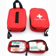 CHIZIYO Escursionismo Viaggio Camping Car Kit di Pronto Soccorso Medico Di Emergenza Kit Trattamento Pack Outdoor Sopravvivenza Deserto 120 pz/pacco
