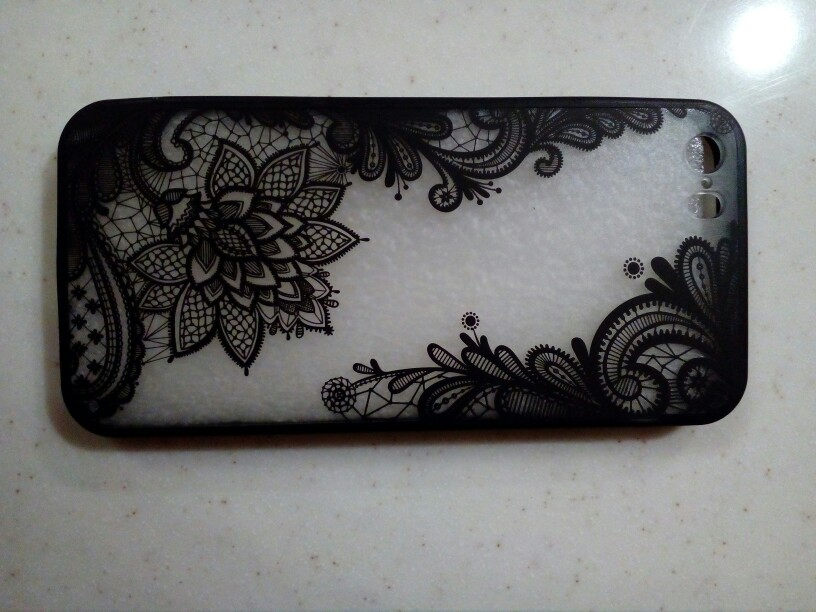 Floral Phone Case photo review