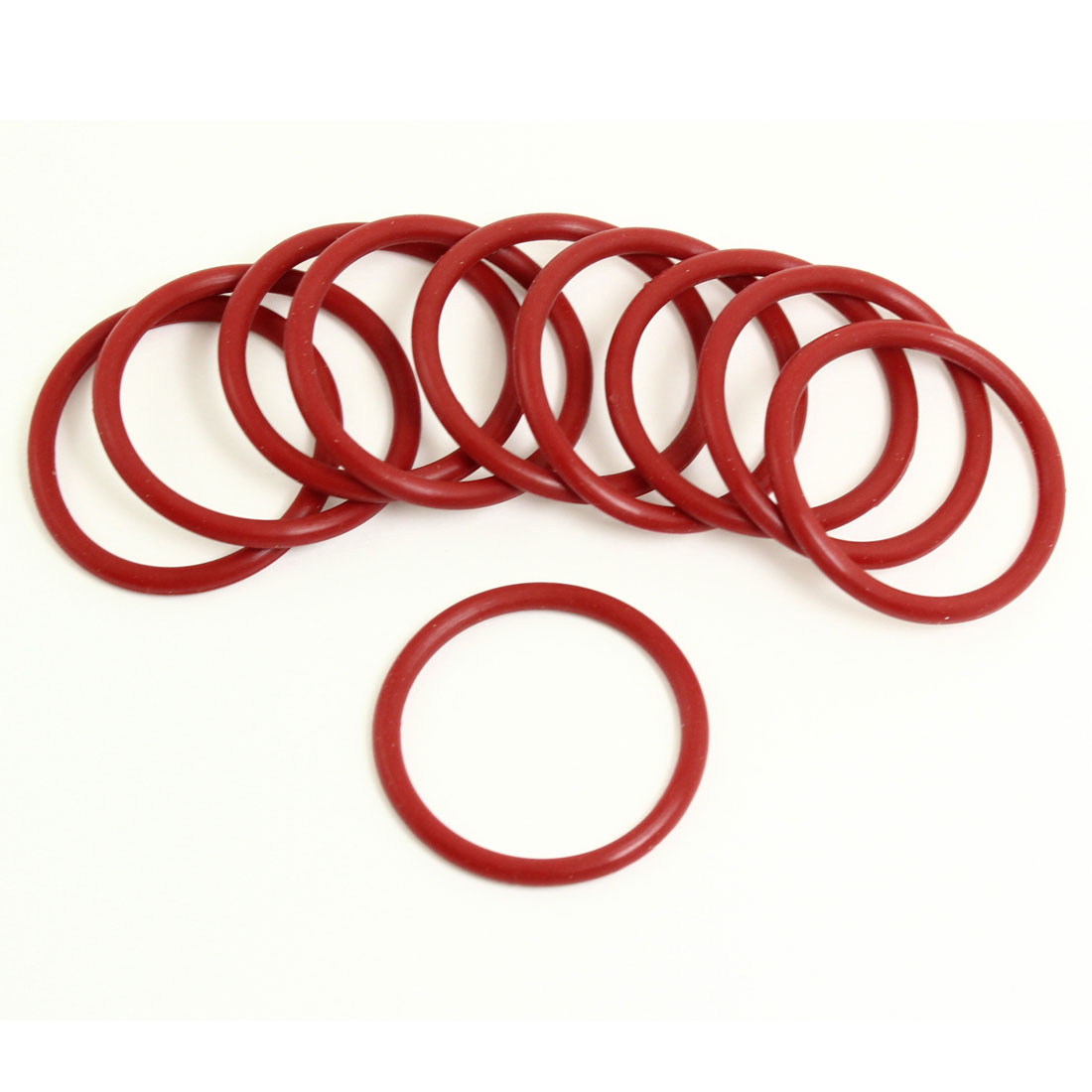 10 Piece 32mm x 2.5mm uxcell Metric Rubber Sealing Oil Filter O Rings Gaskets