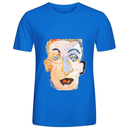 Brand short summer men t-shirt comfortable breathable Bob Dylan Self Portrait Tracks Men O Neck Design T Shirt