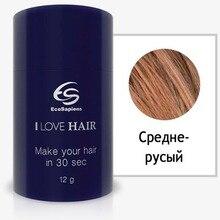I Love Hair загуститель для волос (средне-русый) Ecosapiens