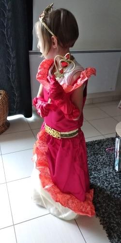 MUABABY Girl Summer Dress Elena of Avalor Princess Costume Children Girl Elena Dress Cosplay Kids Ruffles Party Dancing Dress