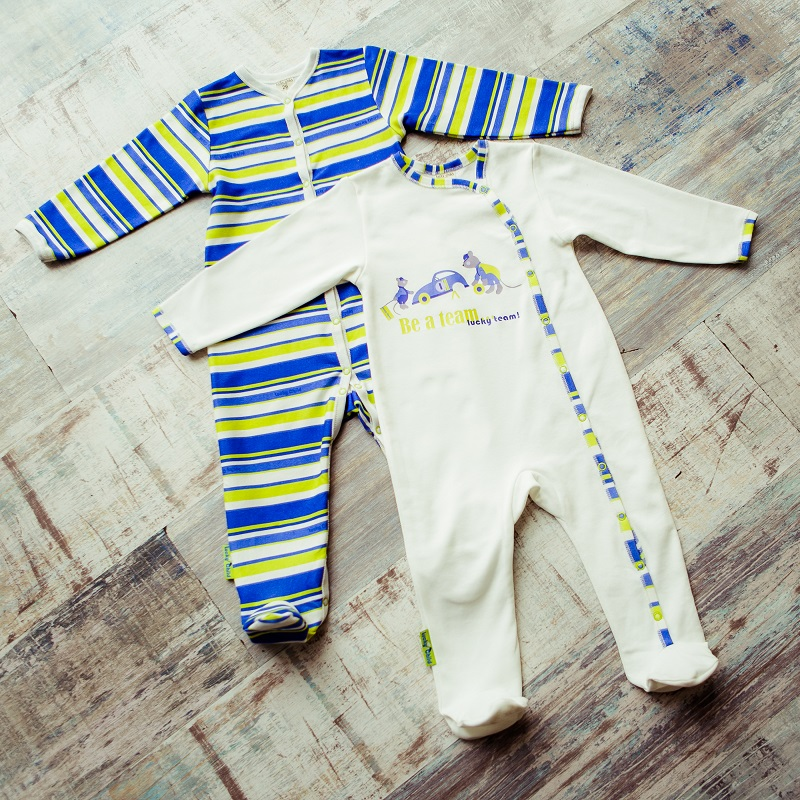 Jumpsuit Lucky Child for boys 30-111/2 Children's clothes kids Rompers for baby