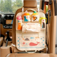 Waterproof Universal Baby Bed Around Organizer 1 pcs 6 colour ins style hot 2018 cute baby gift 0-24 months