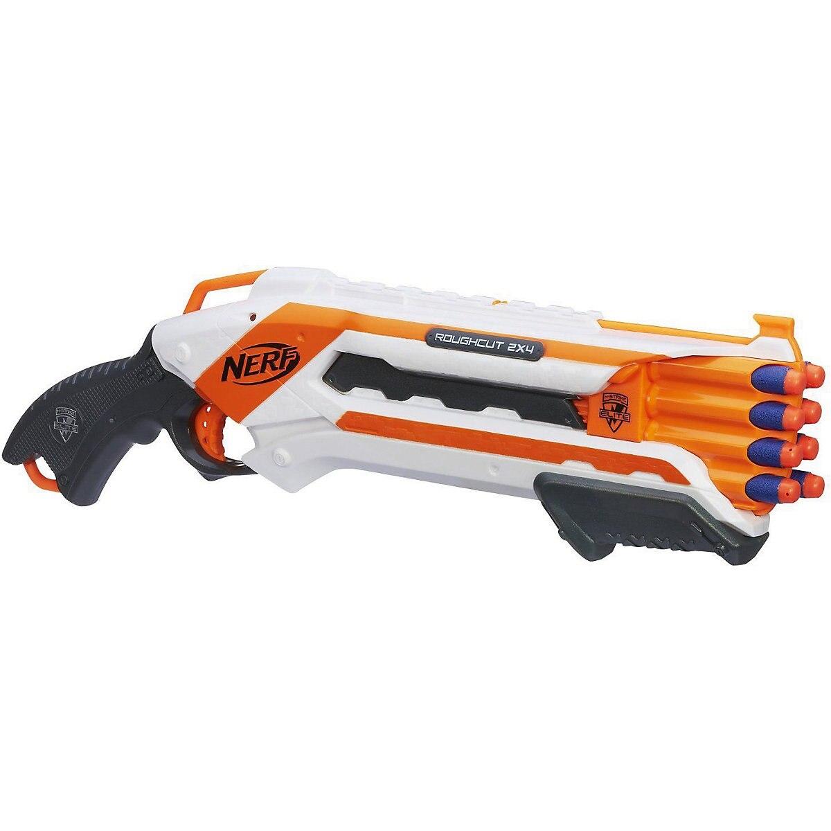 Toy Guns NERF 3222052 Children Kids Toy Gun Weapon Blasters Boys Shooting Games Outdoor Play MTpromo