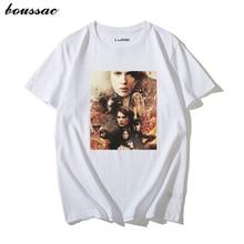 Avengers Tshirt Marvel Movie Comics T Shirt Captain America Cotton Vogue T-shirt Women Clothes Summer Tops Short Sleeve Harajuku