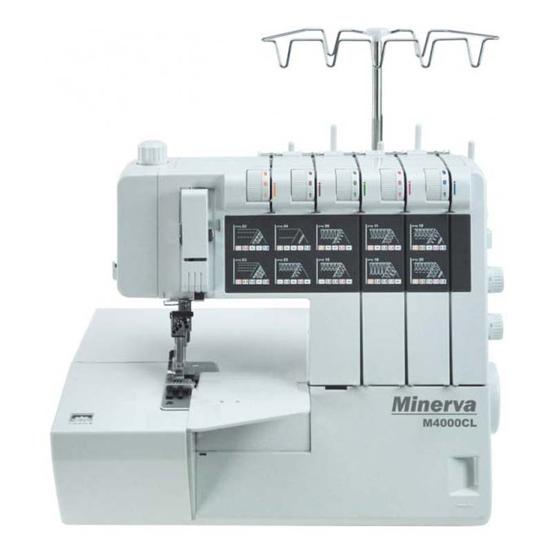 Sewing machine Minerva M4000CL sewing machine minerva cs1000pro