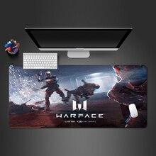 Warface Мышь pad Professional большой Мышь Pad PC игровой компьютер последние игры Мышь Pad Professional резиновая не Противоскользящие игры коврики