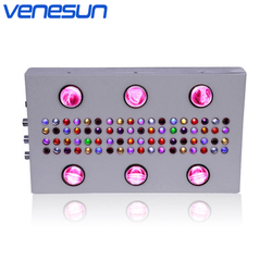 COB LED Grow Light 900W Panel with Dimmable Veg Grow Bloom& Full Spectrum Four Modes for Indoor Planting Hydroponic Greenhouse