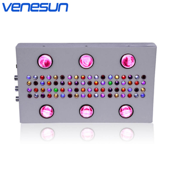 COB LED Grow Light 900W Panel with Dimmable Veg Grow Bloom& Full Spectrum Four Modes for Indoor Planting Hydroponic Greenhouse недорого