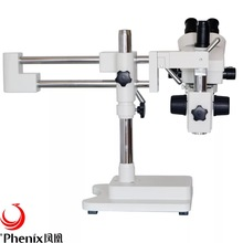 5MP USB2.0 Camera Phenix 7X-180X Trinocular Stereo Microscopio for Industry Repairing Mobile Phone Soldering Microscope