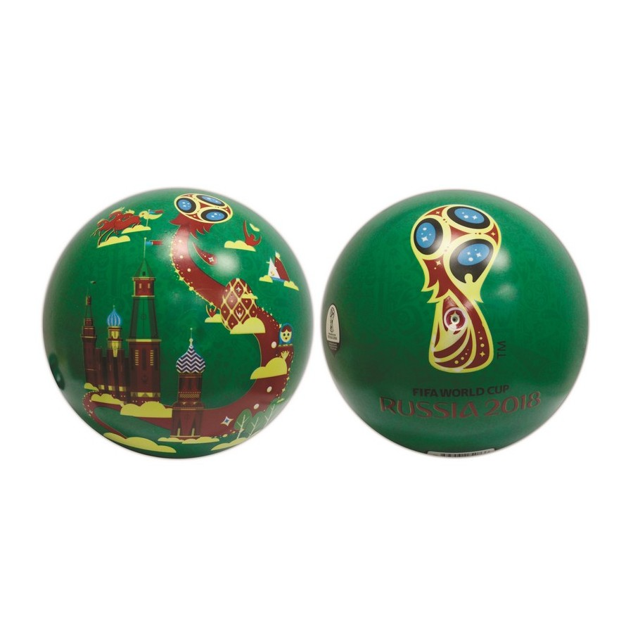 Toy Balls FIFA WORLD CUP RUSSIA 2018 ball of PVC 23 cm of Zabivaka 100 g awesome zorb ball price 2 5m dia zorbing balls for event