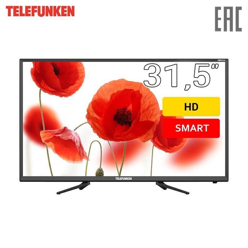 TV 31.5 Telefunken TF-LED32S82T2S HD SmartTV 3239inchTV dvb dvb-t dvb-t2 digital