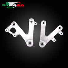 Front Foot Rests Pedal Bracket Triangle Bracket For Honda CBR400RR MC29 CBR400 RR NC29 Motorcycle Parts