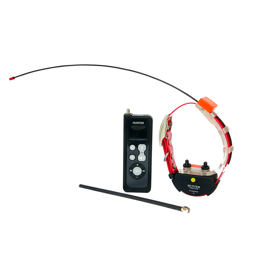 Waterprrof GPS Tracker Dog Training Collar Range up to 25 Km Without SIM Card  GPS-DTR-25000-1