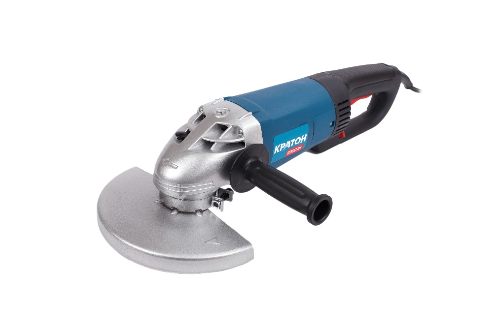 Angle grinding machine KRATON AMG-2300-230J угловая шлифмашина кратон amg 2350 230j