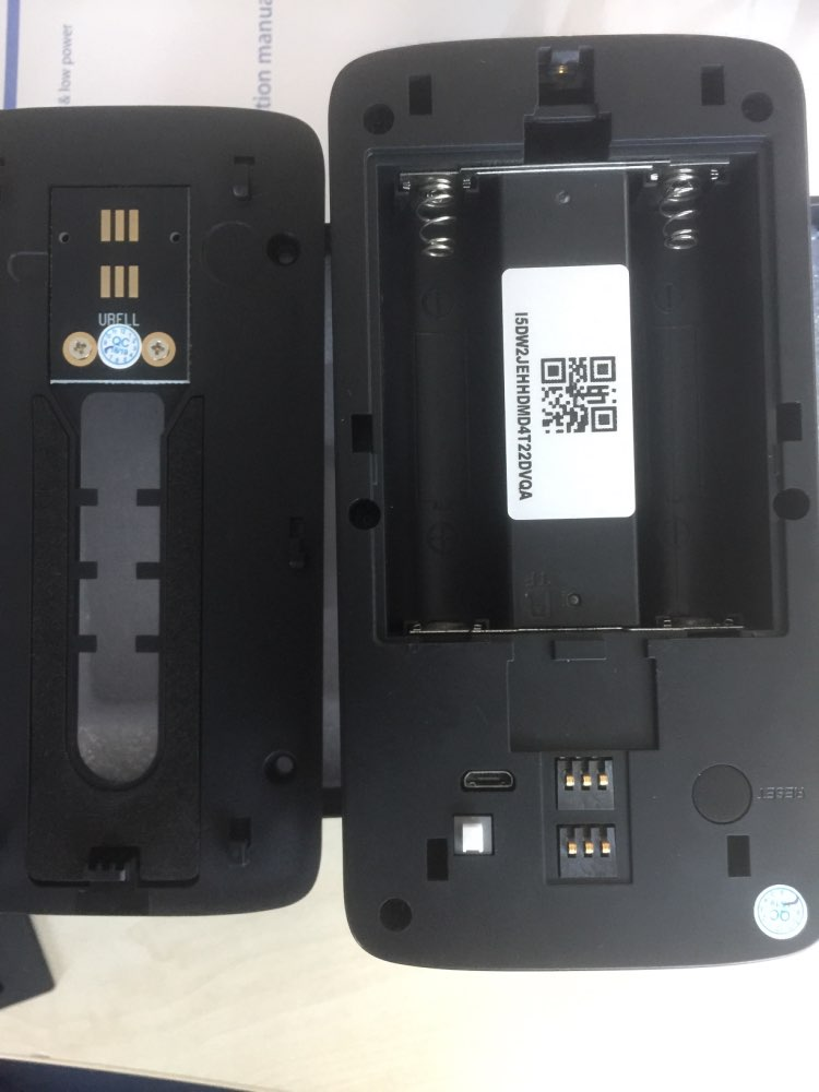 Smart Wifi Security Door Bell