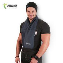Шапка шарф Зимний флисовый для мужчин и женщин Absolute Champion