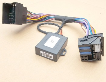 Plug & Play for BMW CIC navigation Retrofit/adapter/emulator E90 E91 E92 E93 CAN FILTER image