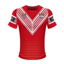 2018 19 Tonga rugby shirt 2019 uomo tonga di calcio T-Shirt per adulti  Taglia S PER 3XL 622207c361e