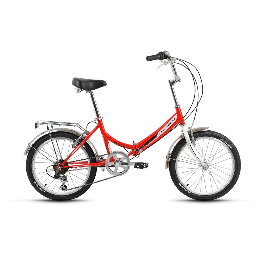 купить Велосипед детский Forward ARSENAL 20 2.0 (2018-2019) по цене 8960 рублей
