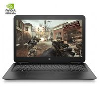PORTATIL HP 15 BC450NS I5 8300H 2.3 GHZ 8 hard GB 1 TB + 128SSD GEFORCE GTX1050 4 hard GB 15.6 FHD SIN SISTEMA OPERATIVO BLACK