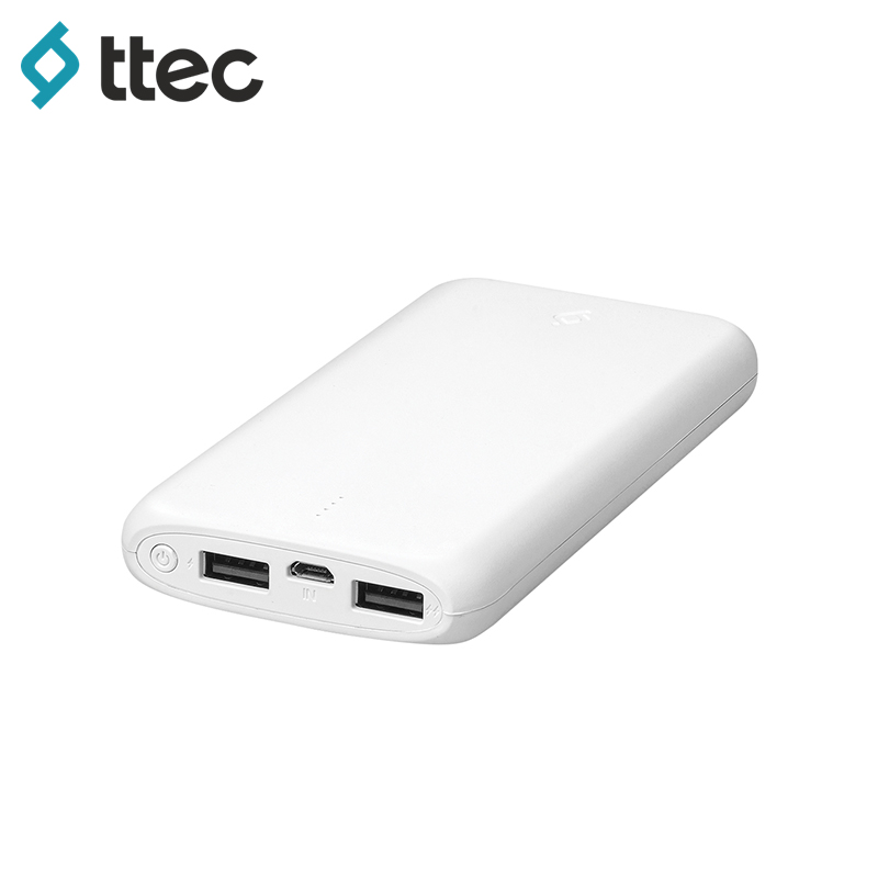 External Battery Pack ttec PowerSlim 10.000 bt 50q external battery for topcon surveying instruments