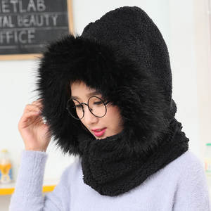 HENGZHEAPPAREL dual-use suit women's ear cap Bomber hat