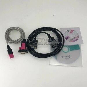 Image 5 - Cho Nhiệt Vua Công Cụ Chẩn Đoán Nhiệt Vua Dịch Vụ Công Cụ Có Thể Giao Tiếp USB Nhiệt Vua Wintrac 5.7