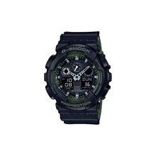 Наручные часы Casio GA-100L-1A мужские кварцевые