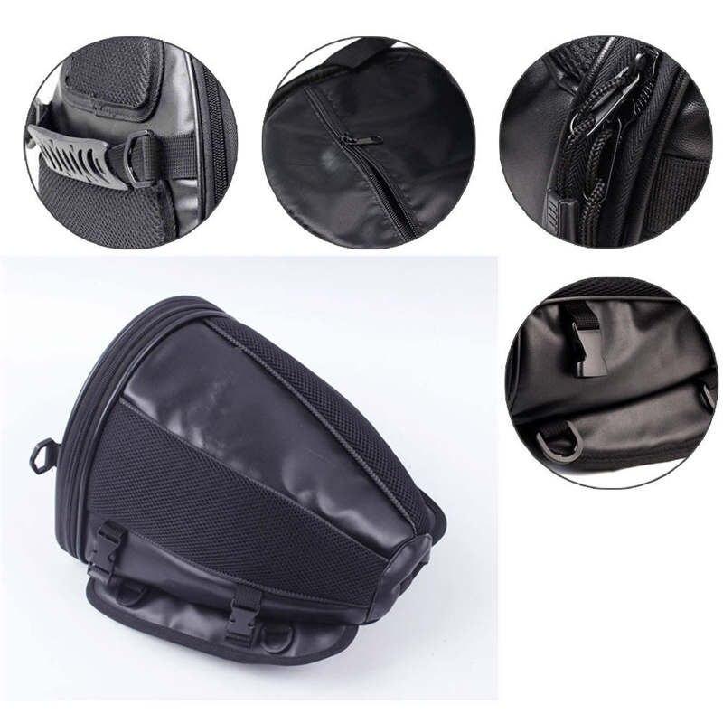 Motorcycle Bag Oil Tank Bag Moto Motorbike Travel Saddle Tail Handbag Waterproof Riding Motorcycle Luggage Bags
