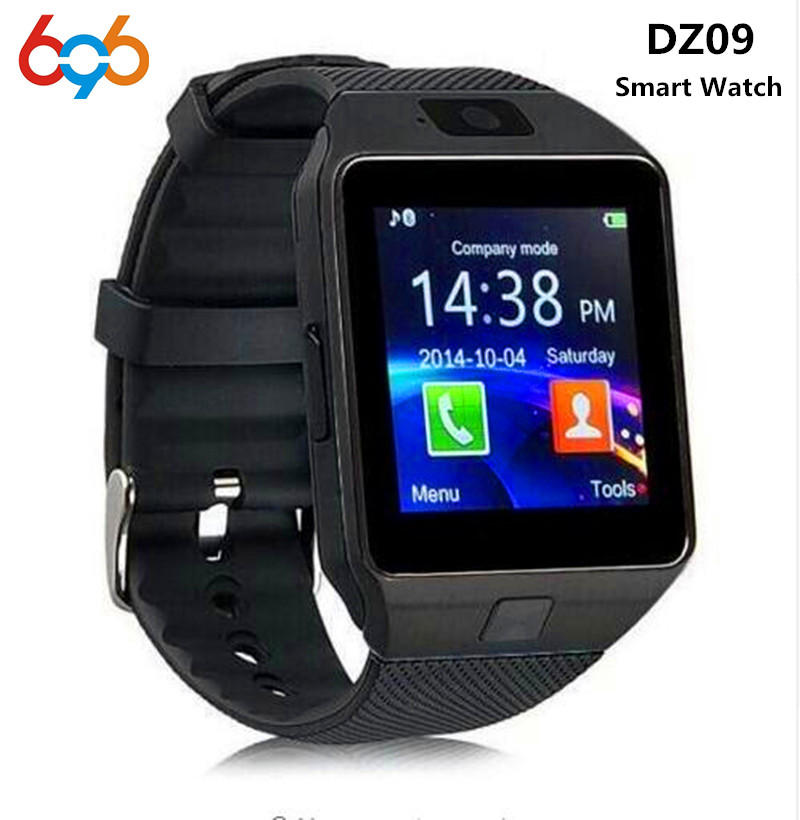 696 Bluetooth Smart Watch DZ09 Smartwatch TF SIM Card Camera for IOS iPhone Samsung Huawei Xiaomi Android Phone