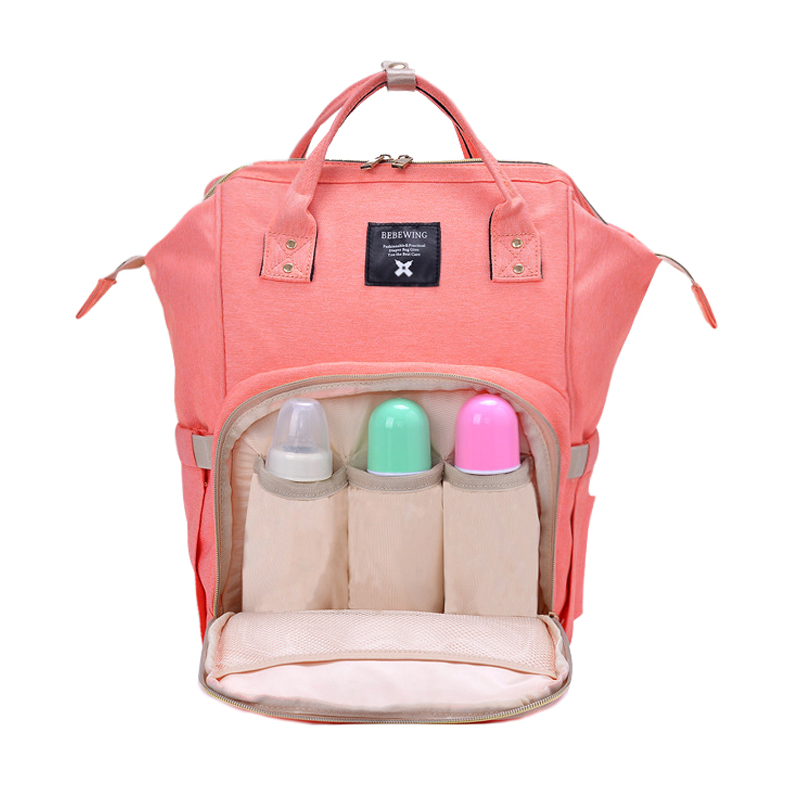 a473a686a2c9 Fashion Backpack Maternity Nappy Diaper Bag Baby-Tasche Bebek Bakim  Cantalari Large Capacity Backpack Nursing Baby Bag for Mum