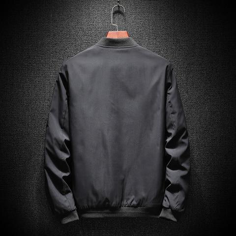 New Spring Autumn New  Jacket Men Fashion Casual Loose Mens Jacket Sportswear Bomber Jacket Mens jackets men and Coats Multan