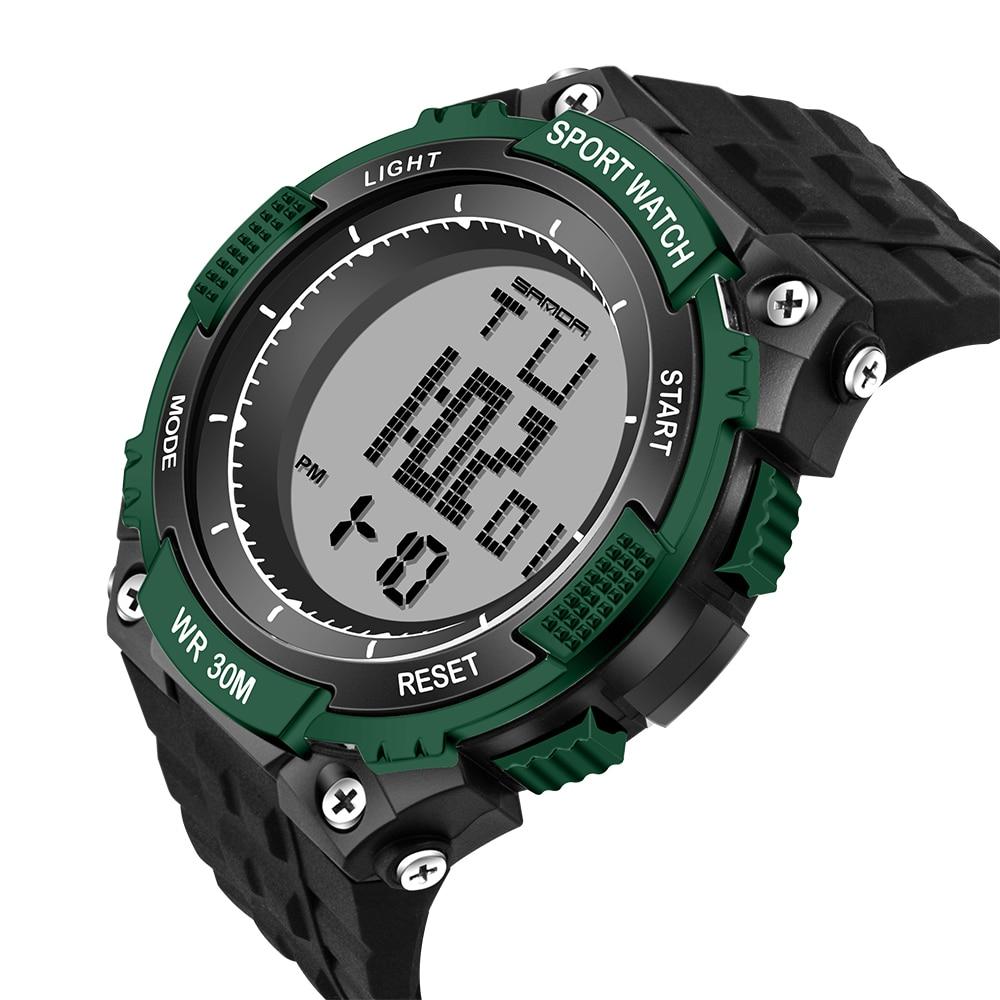 Reloj Sport Men Watches Relojes de buceo digital Outdoor Swim diseño - Relojes para hombres - foto 2