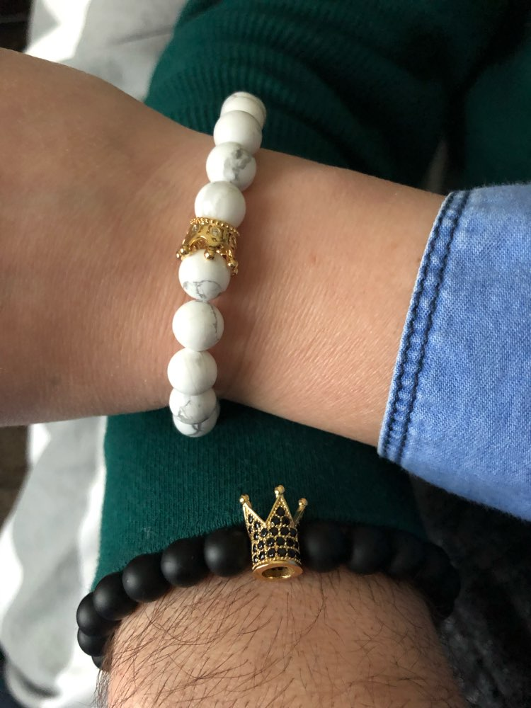 Royal Crown Distance Bracelets photo review