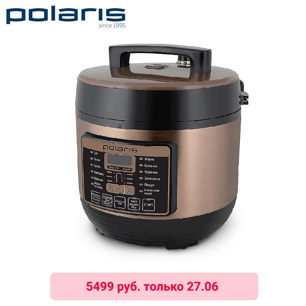 Multivarka Polaris PPC 1005AD Multivarki Pressure Cooker Electric casserole Household appliances for kitchen Multi Cookers
